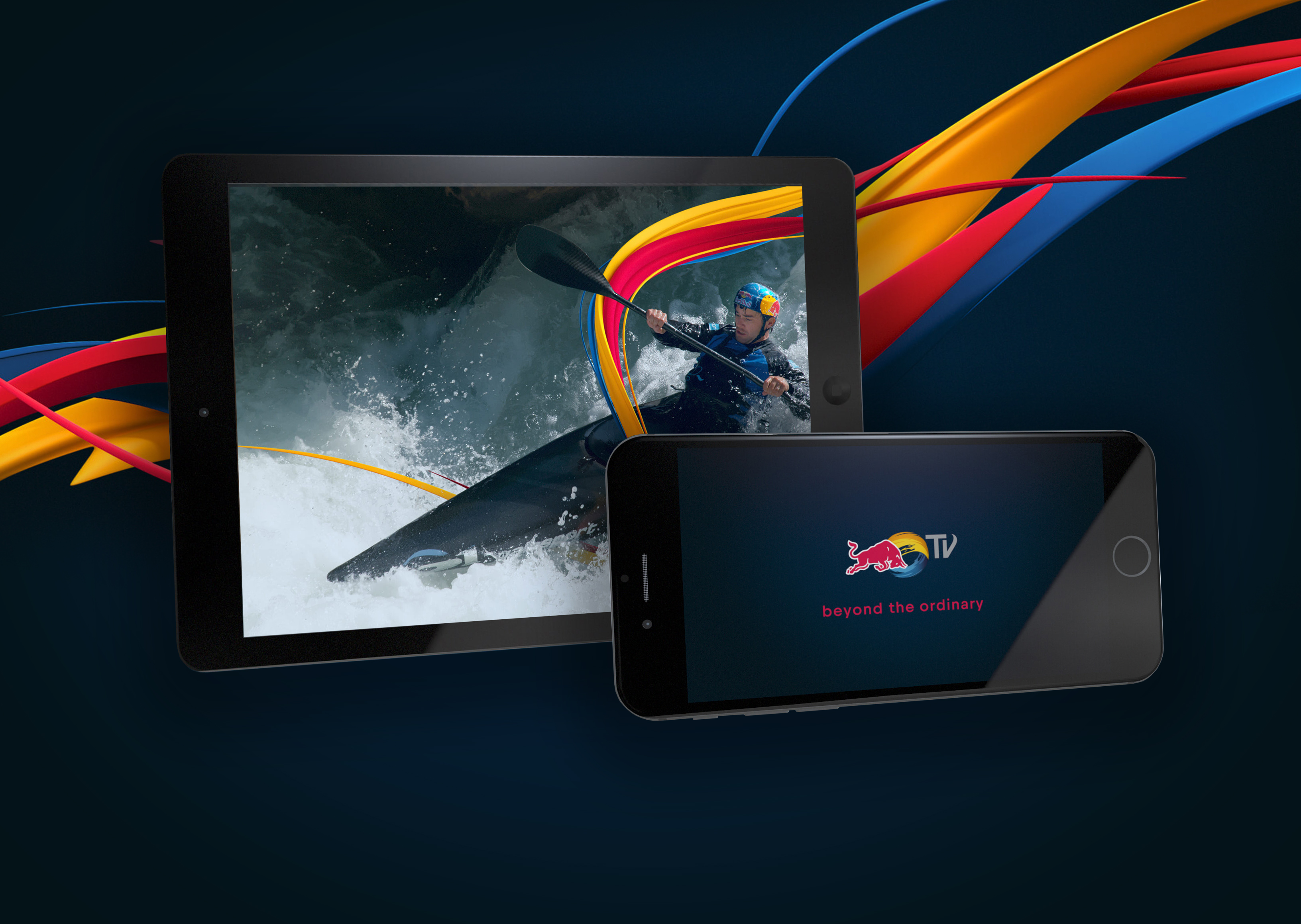 REDBULL TV: GLOBAL DESIGN